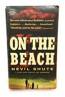 ON THE BEACH by Nevil Shute 1958 1st Signet Printing Complete Unabridged