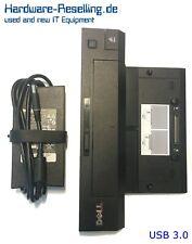 Dell Dockingstation E-Port Plus PR02X K09A USB 3.0 für Latitude inkl. Netzteil
