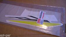 Yq-50 Aerox Original Yamaha Nuevo Cuerpo Cover Panel Decal Sticker P/no 3c6-f8399-00