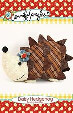 DAISY HEDGEHOG Sewing Pattern by Jennifer Jangles for Sweet Stuffed Animal