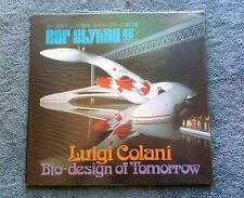 Car Styling 46 Special Edition Luigi Colani Bio Design of Tommow Part 3 1984 h4