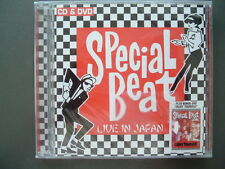 Special Beat - Live In Japan, Neu OVP, CD & DVD