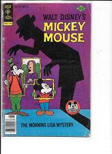 Gold Key Comics Walt Disney's Mickey Mouse