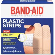 Band-Aid Plastic Bandages