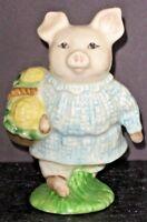 "Beatrix Potter's ""Little Pig Robinson"" Figurine  F. Warne & Co. Ltd Beswick 1948"