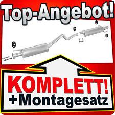 Auspuff OPEL ASTRA F 1.8 2.0 16V CC Schrägheck 1994-1998 Auspuffanlage 097
