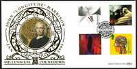 16 BENHAM GOLD LIMITED EDITION FIRST DAY COVERS 1999 MILLENNIUM COLLECTION