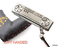 """Scotty Cameron Select Newport 2 Putter Steel 34"""" Cover Left Handed G2832"""
