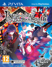 Psychedelica of the Black Butterfly (PS VITA) - BRAND NEW & SEALED UK