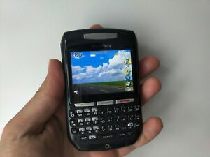 BlackBerry Electron 8707g Black (Unlocked) Smartphone QWERTY Mobile phone 8700