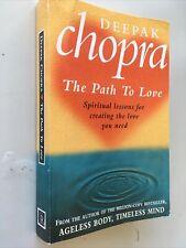 New ListingThe Path to Love : Spiritual Strategies for Healing by Deepak Chopra - Brand New