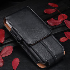 Business Style Mens Waist Bag Pouch Belt Hook Loop Bags For BlackBerry Phone Bag
