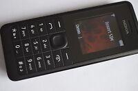 Nokia 106 Black ( EE) Mobile phone