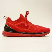 Puma Mens US 11 EU 44.5 Ignite Limitless Ribbon Red Athletic Sneakers New