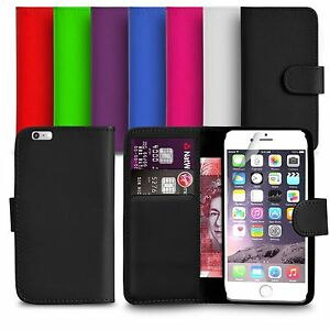 Leather Hybrid Wallet Flip case 4 Motorola Phones Moto G4 Play Moto E3 E4 Plus
