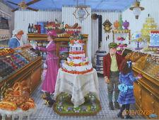 PUZZLE..JIGSAW...BURGESS...Fantastic Cakes...500pc..Sealed.