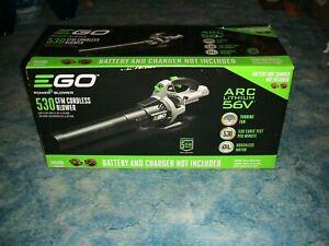 Ego 56V Cordless Leaf Blower, NEW!