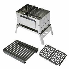 sho's bonfire set 3-point grille B-6kun B-6kun grate plate Sho-0004-10-25