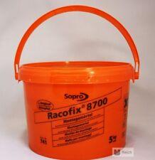 ( 2,99€/ 1kg) 5kg Seau Sopro racofix 8700 installation MORTIER MONTAGE MORTIER