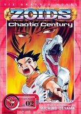 Zoids: Chaotic Century Vol. 2 by Michiro Ueyama (2002) rare oop Ac Manga graphic