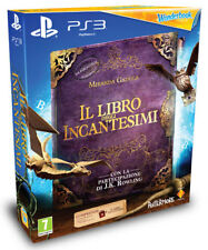 Wonderbook - Il Libro degli Incantesimi PS3 - totalmente in italiano