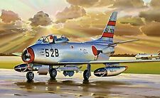 Fujimi F58 F86-f 40 Sabre Value Set 1/72 Kit