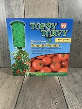Topsy Turvey Upside Down Tomato Planter. Bnib.