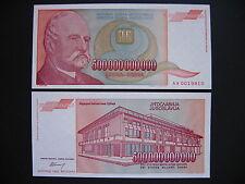 Yugoslavia 500.000.000.000 Dinara 1993 (p137) UNC