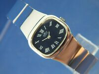 Payot Swiss Mechanical Ladies Bracelet Watch Vintage NOS 1960s New Old Stock