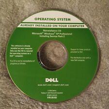 Windows XP Professional Service Pack 2 Reinstallation CD 1st Class Shipping