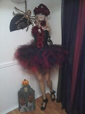 DIA DE LOS MUERTOS,day of the dead, tutu costume Size S or M