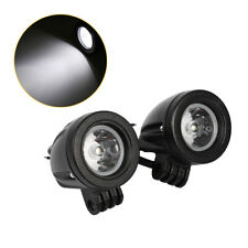 Motorcycle LED Fog Light 2pcs 10W High Power LED Work Light Driving Light
