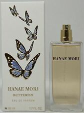 Hanae Mori by Hanae Mori 1.7 oz Eau De Parfum Spray for Women 95% Full Boxed