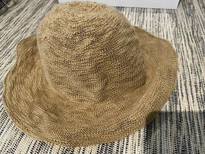 foldable summer hat