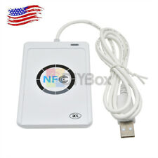Acr122U Nfc Rfid Contactless Smart Reader & Writer/Usb Duplicator For iPhone