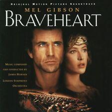 BRAVEHEART SOUNDTRACK CD NEW+!