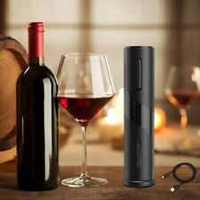 New listing Electric Wine Opener Rechargeable Automatic Foil Cutter Usb Charging Can Opener