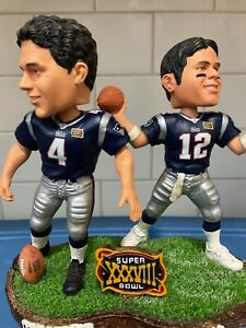 """Forever Collectibles - New England Patriots BobbleHead ....... """"Limited Edition"""""""