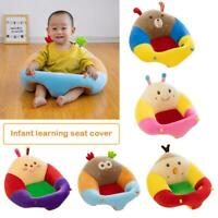 3d Toy Cartoon Animals Baby Seats Sofa Chair Cover Learning to Sit Sofa Skin AU