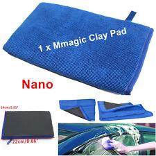 Nano Auto Truck Wash Magic Clay Mitt Cloth Cleaning Towel Microfiber Sponge Pads
