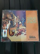 The Lost Files Of Sherlock Holmes 3DO Game Uk CiB Double Jewel Case