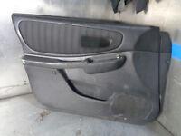 Subaru Impreza sport NON turbo GC8 UK 1998-2001 passenger left front door card