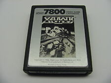 Xevious (Atari 7800, 1987) By Atari (Cartridge Only) NTSC