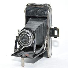 Agfa cámara + objektv Billy record con Agfa anastigmat f:7, 7 jgestar 6x6 6x9 KMZ