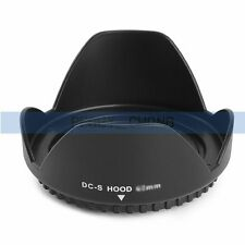 58mm Flower Shape Lens Hood For Canon EF-S 55-250mm 18-55mm f/3.5-5.6 50mm f/1.4
