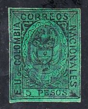 EARLY COLOMBIA - Sc 51 USED - LOOK!