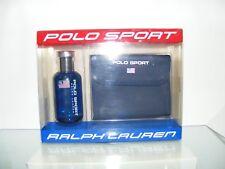 RALPH LAUREN....POLO SPORT.....EAU TOILETTE 75 spray + PORTAFOGLI