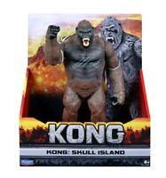 "Classic KING KONG Skull Island 11"" Moveable Figure NIP"
