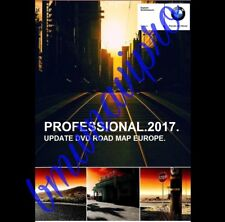 BMW PROFESSIONAL NAVIGATION UPDATE DVD ROAD MAP 2017 SET CCC PRO NAVI BLITZER RS