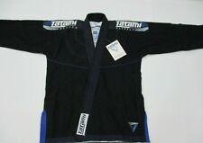 Tatami Fightwear Women's Elements Ultralite 2.0 BJJ Gi - BLACK - F3